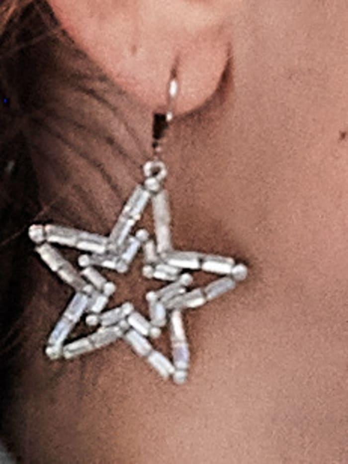 Stern-Ohrringe