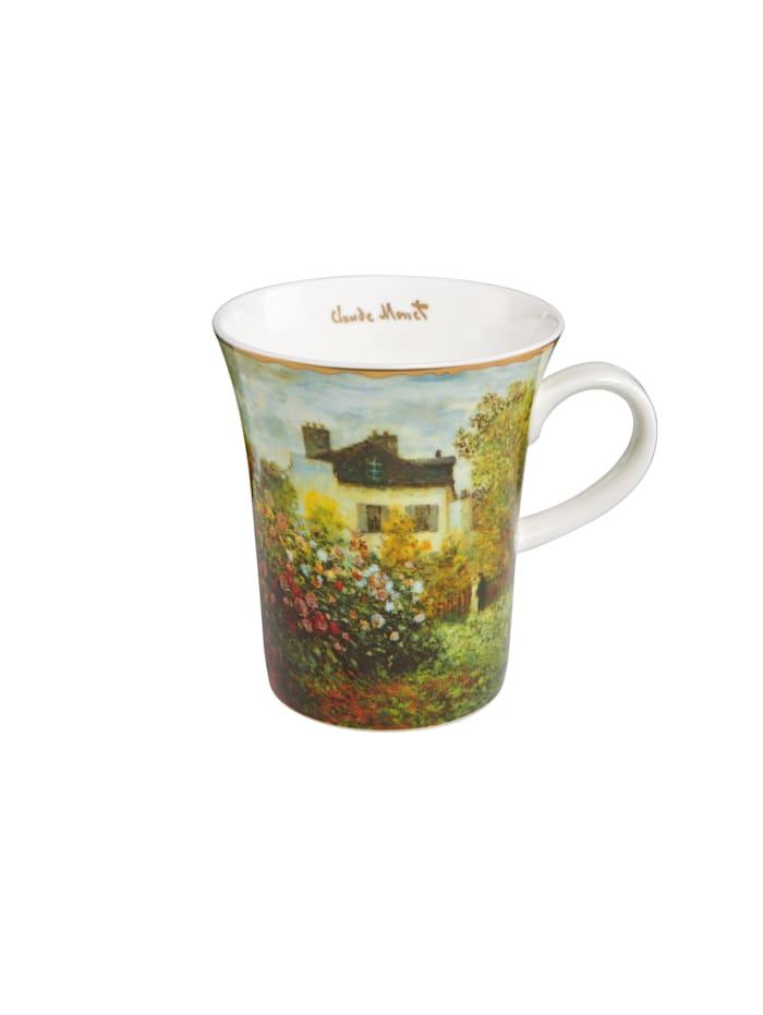 Goebel Goebel Künstlertasse Claude Monet - Das Künstlerhaus, Monet - Künstlerhaus