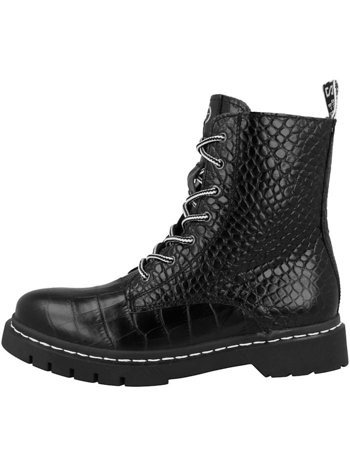 Tamaris Boots 1-25865-25, schwarz