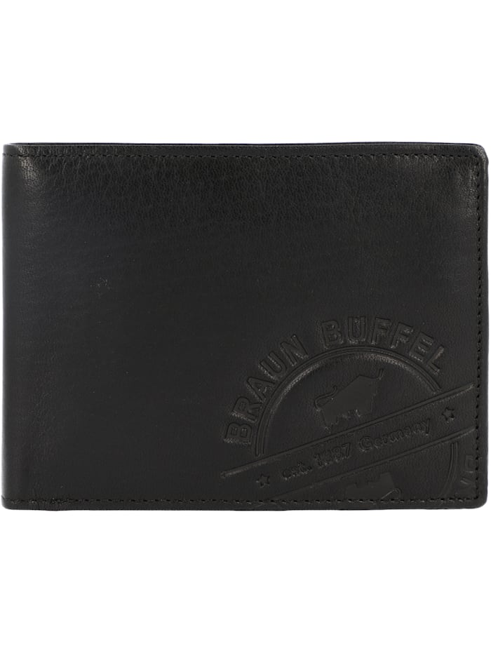 Parma LP Geldbörse Leder 12 cm