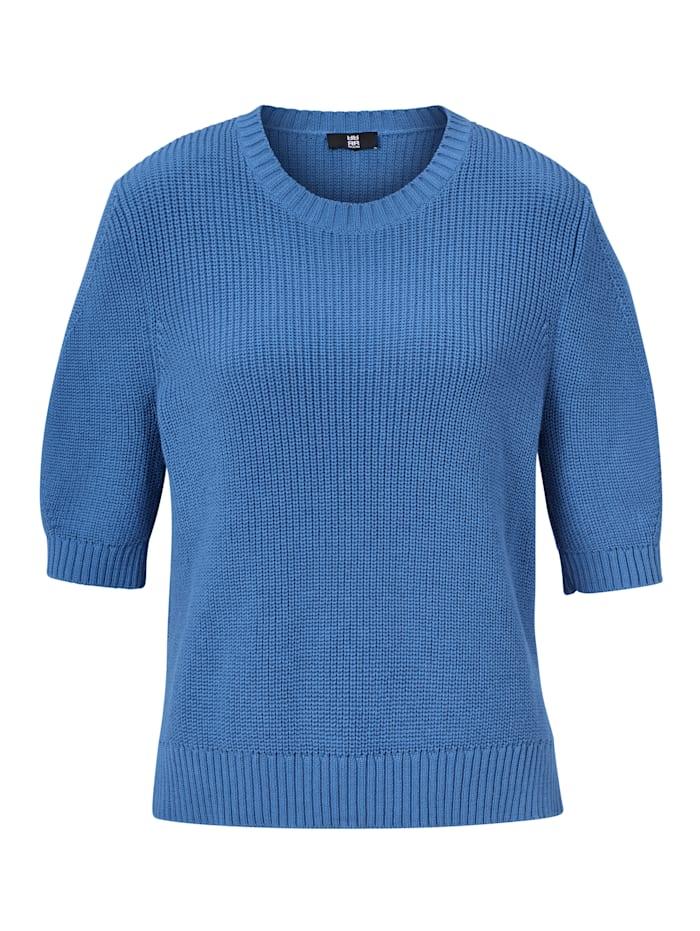 RIANI Pullover aus Baumwolle, Blau