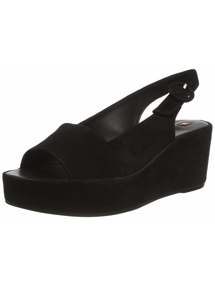 Högl Sandalen/Sandaletten, schwarz