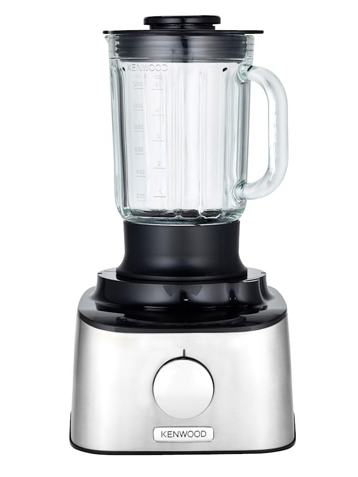 Kenwood Kenwood Kompakt-Küchenmaschine FDM307SS, Schwarz/Silberfarben