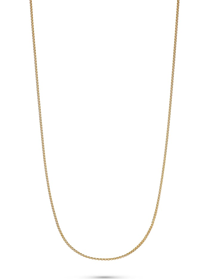 CHRIST C-Collection CHRIST Unisex-Kette 375er Gelbgold, gelbgold