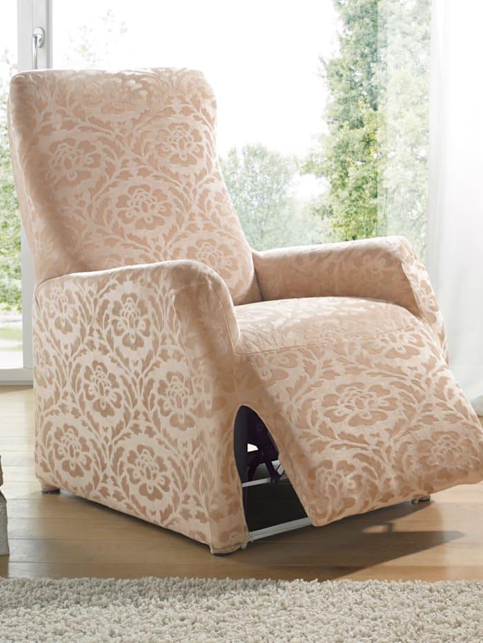Webschatz Elastische meubelhoezen, crème