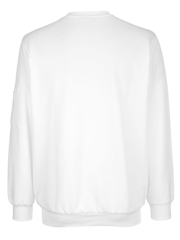 Mikina z čistej bavlny