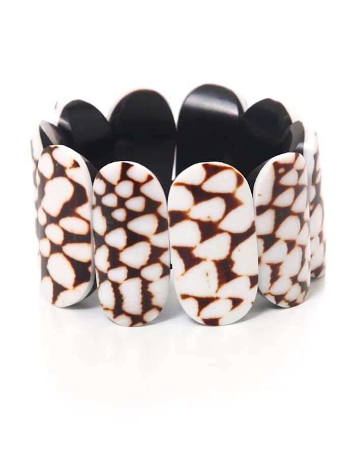 Armband Udela elastisch mit Muscheln