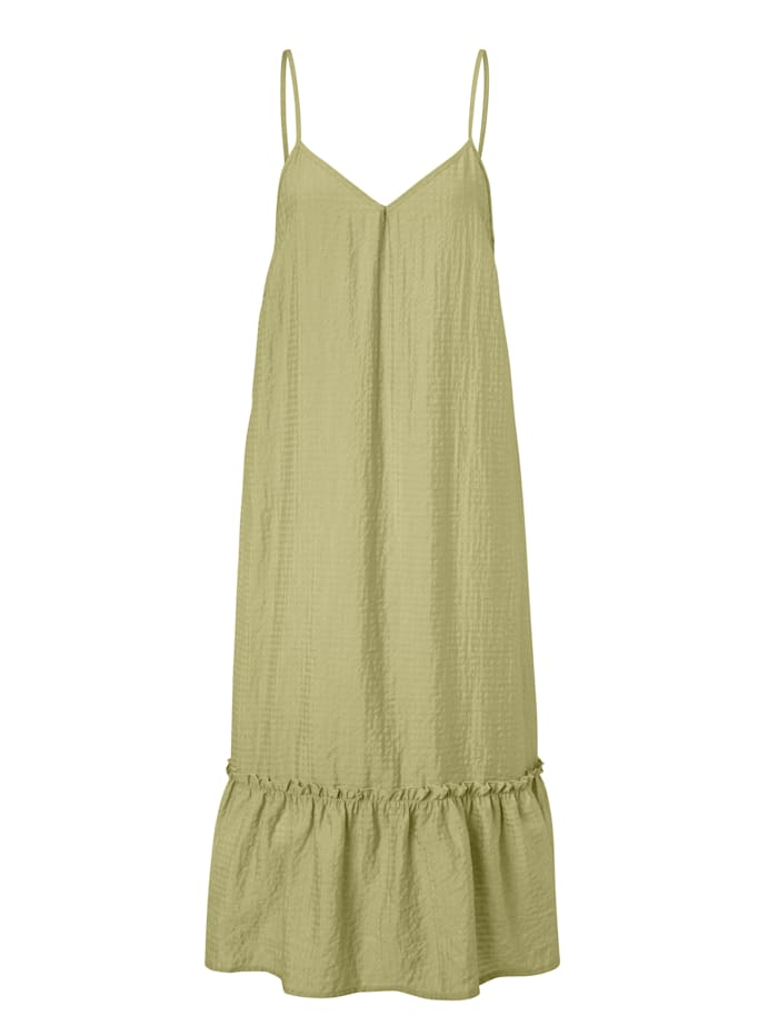 Cream Kleid, Grün