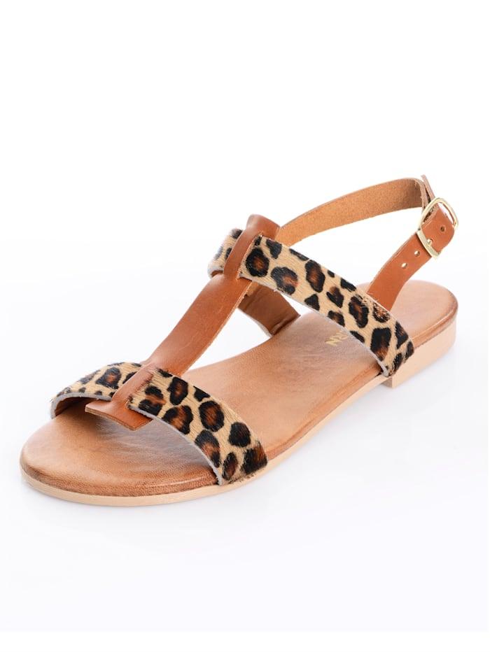 Sandalette in 2 Varianten erhältlich
