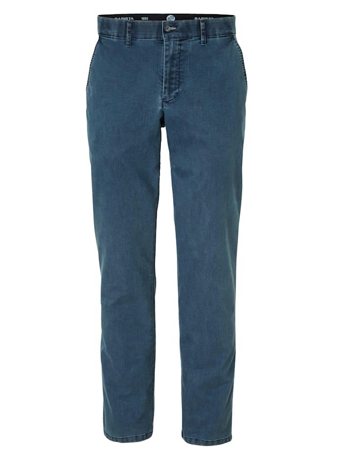 BABISTA Coolmax jeans Perfect voor warme zomerdagen: nooit meer last van transpireren, Blauw
