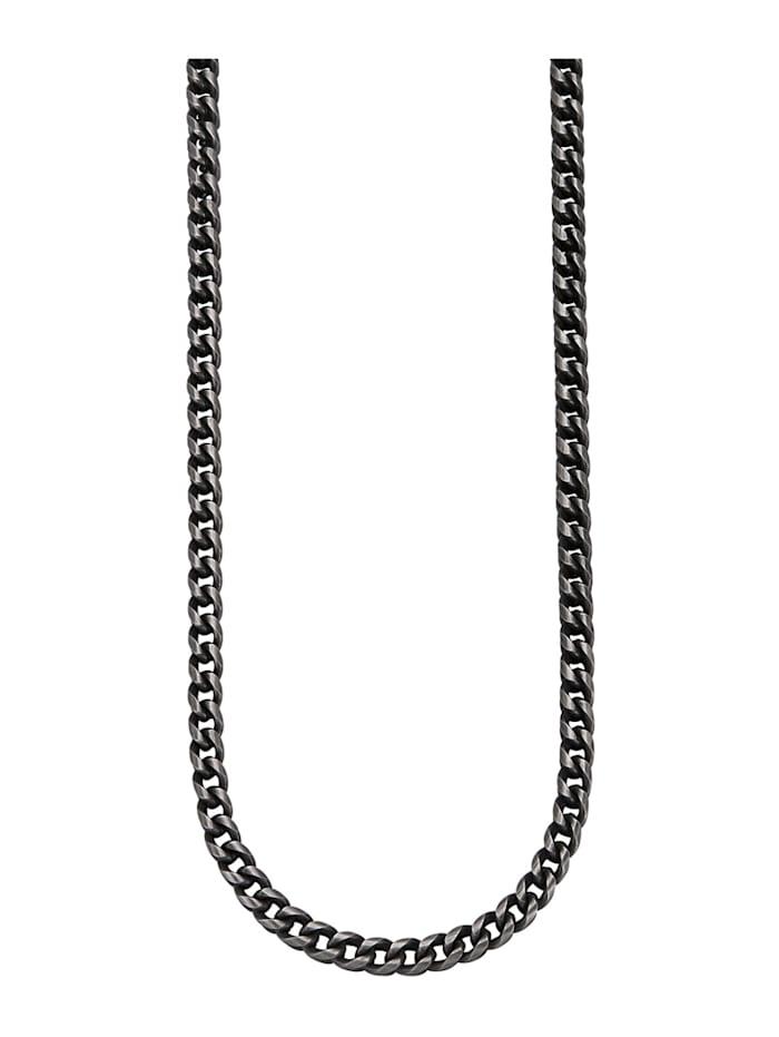 Halsband av rostfritt stål, Grå