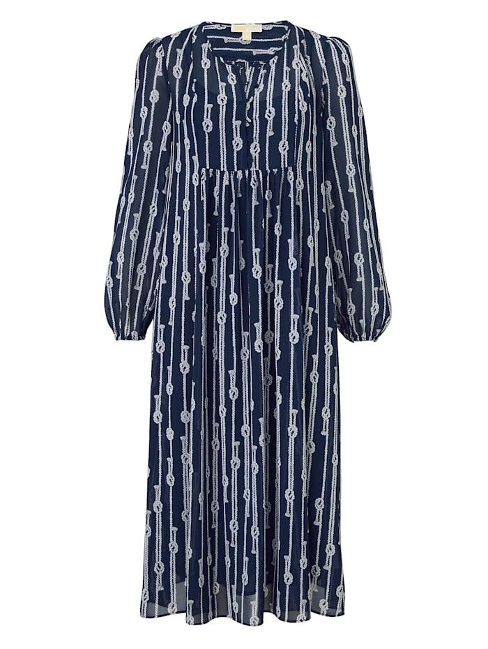 MICHAEL Michael Kors Kleid, Marineblau