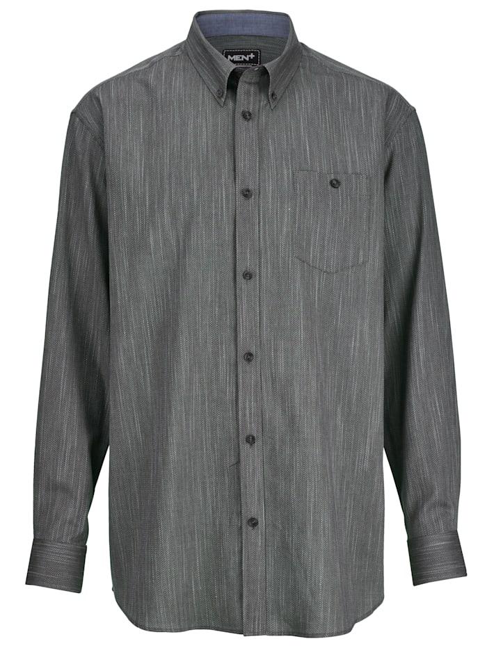 Hemd im Minimal-Design