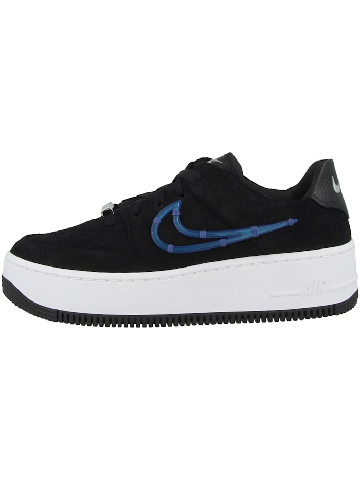 Nike Sneaker low Air Force 1 Sage Low LX, schwarz