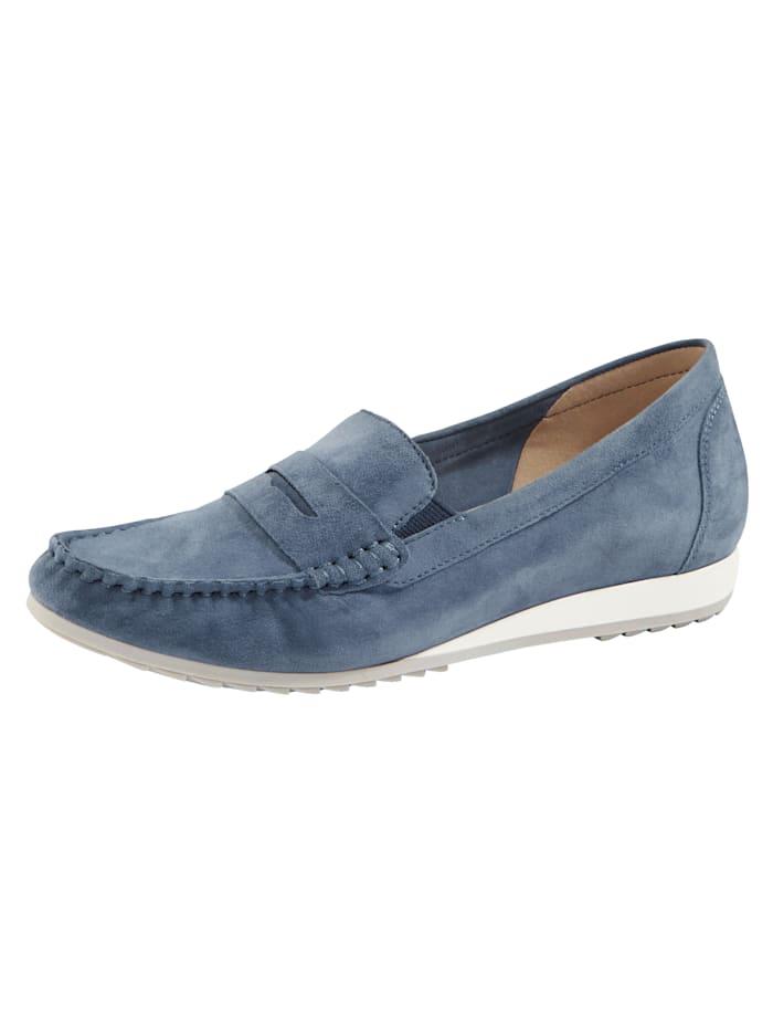 MONA Loafers, Blå