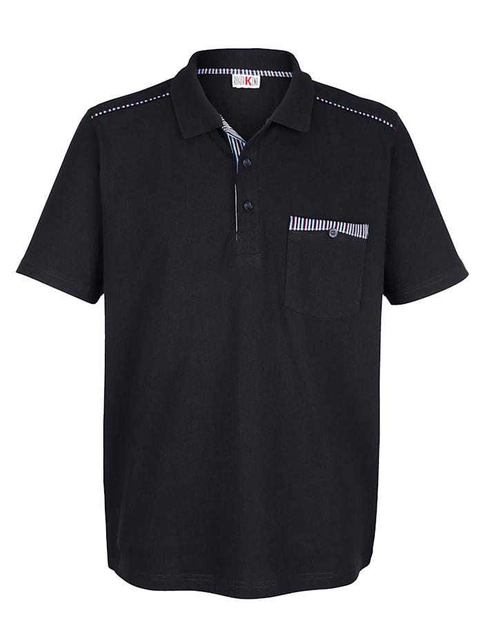 Pikeepaitatyylinen paita
