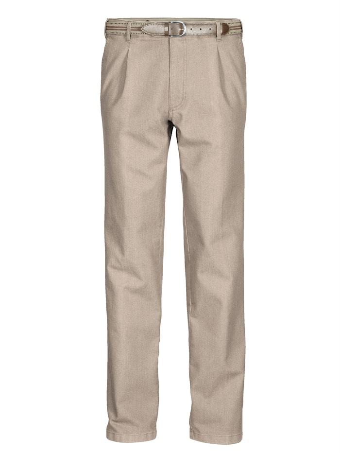 BABISTA Jeans med skärp, Beige