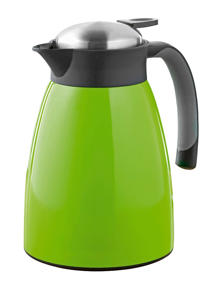 """Esmeyer Isolierkanne """"Glace"""", 1,0 Liter, grün"""