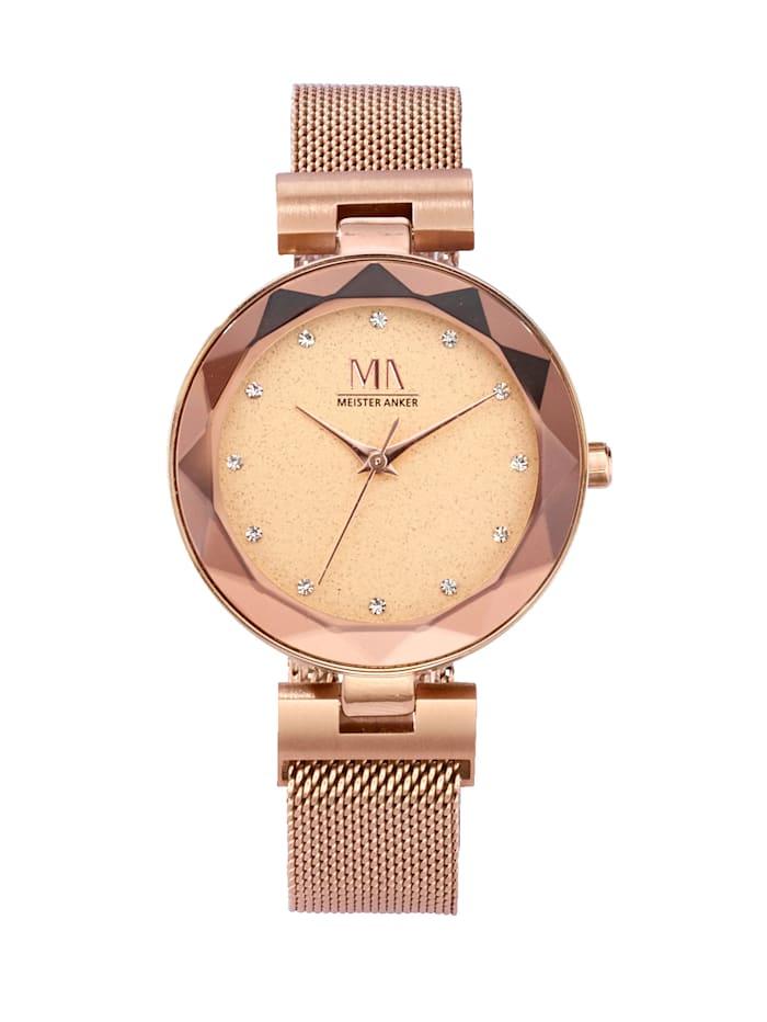 Meister Anker Women's watch, Rosé