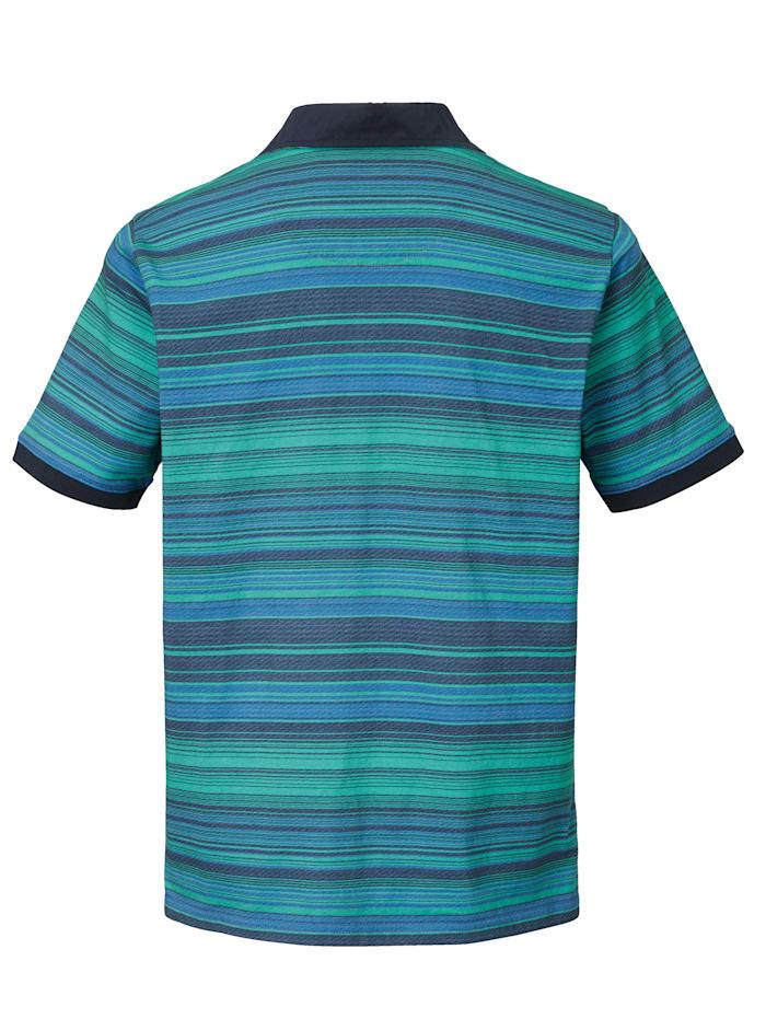 Tröja med skjortkrage