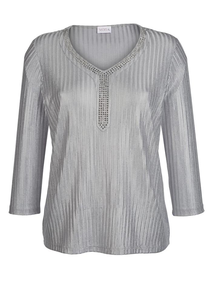 Shirt MitSchimmereffekt