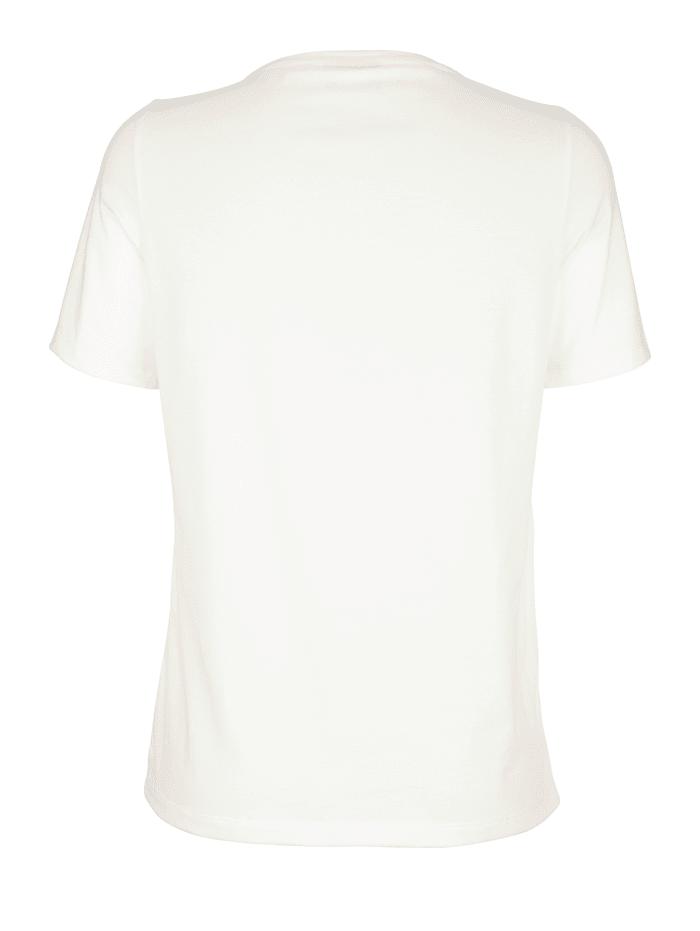 T-shirt à imprimé exclusif