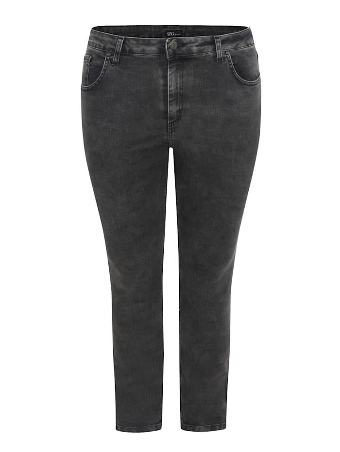 SPGWOMAN Jeans JEANS NEVADA, black