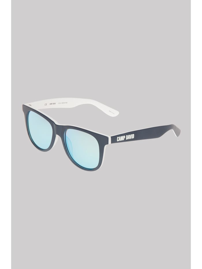 Camp David Sonnenbrille mit Vollrandfassung, blue/white