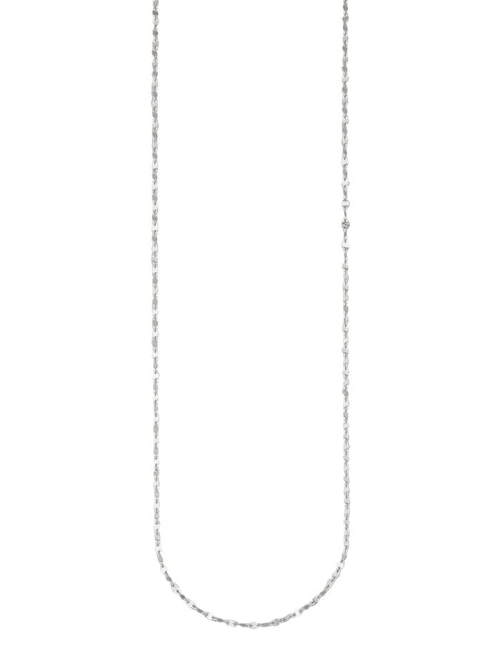 Ankerkette in Weißgold 585