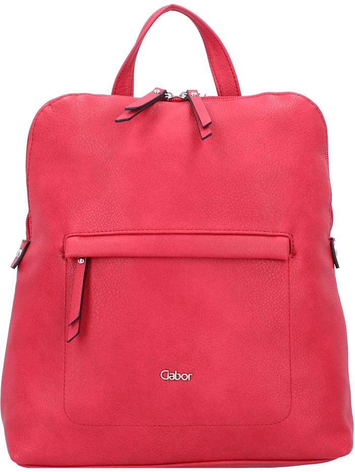 Gabor Mina City Rucksack 27 cm, red