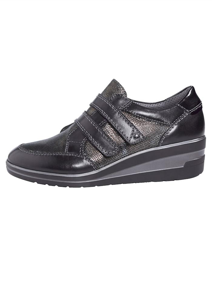 Chaussures basses à scratch