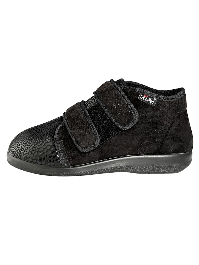 Chaussures d'intérieur avec première amovible