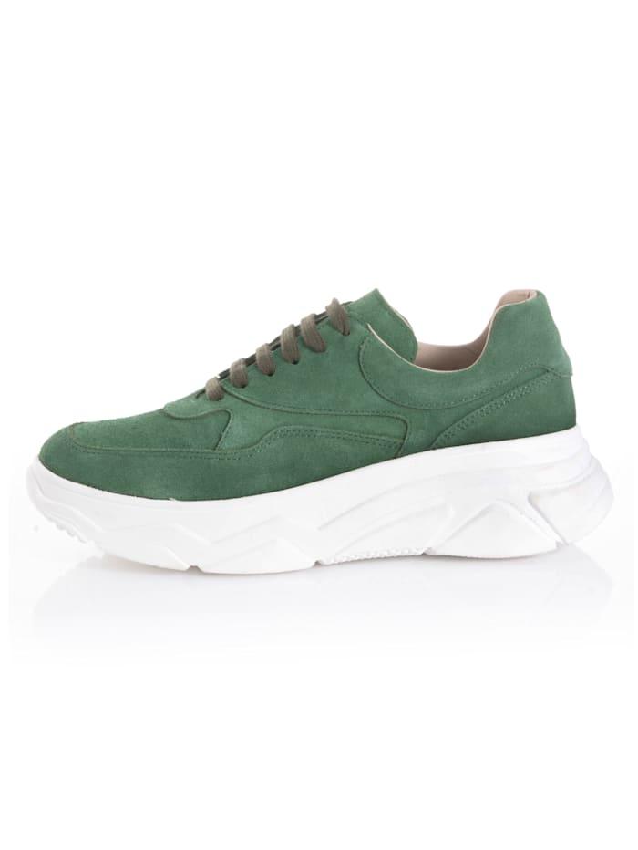 Sneakers de coloris tendance