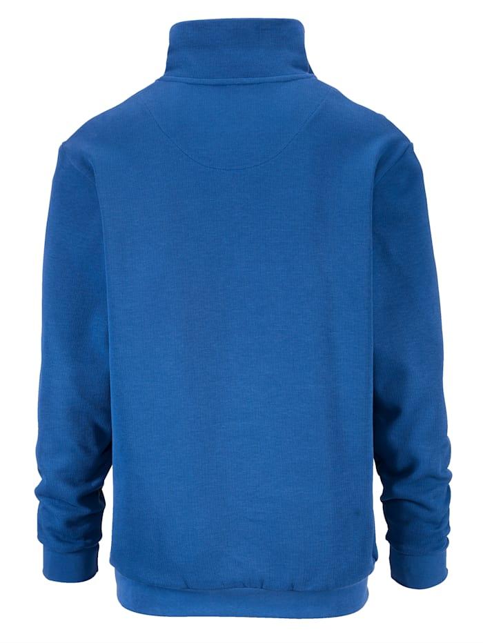 Sweat-shirt à superbes détails mode