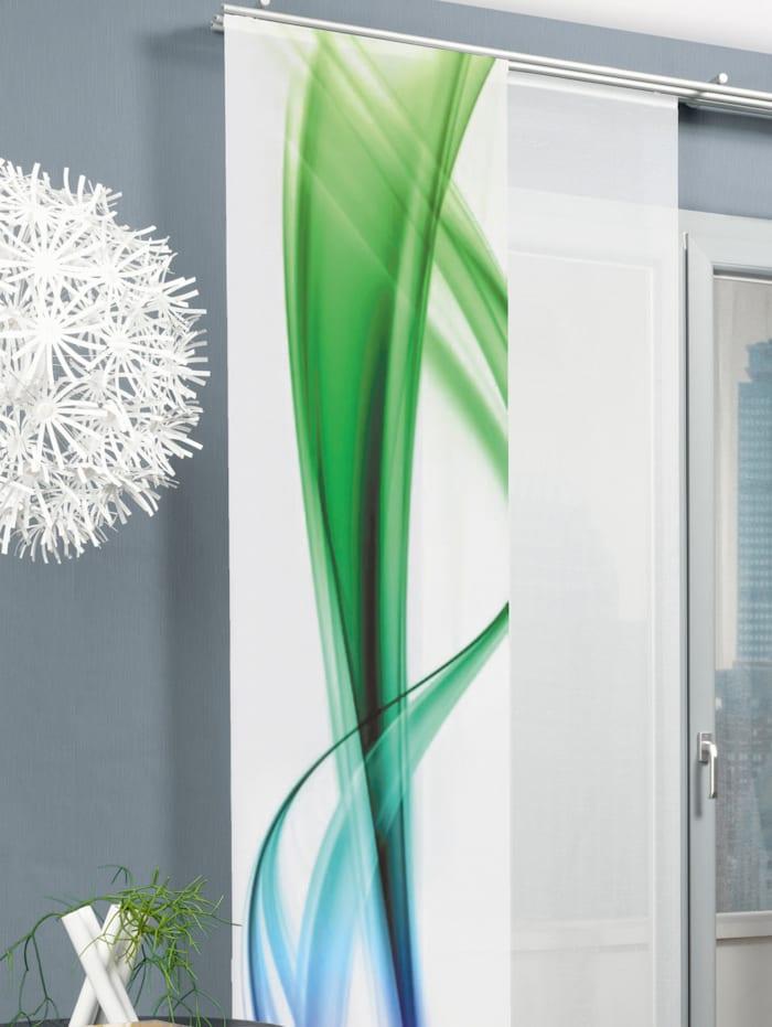 Home Wohnideen Paneelgordijn Failand, Multicolor