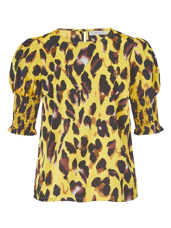 ROCKGEWITTER Bluse, Multicolor