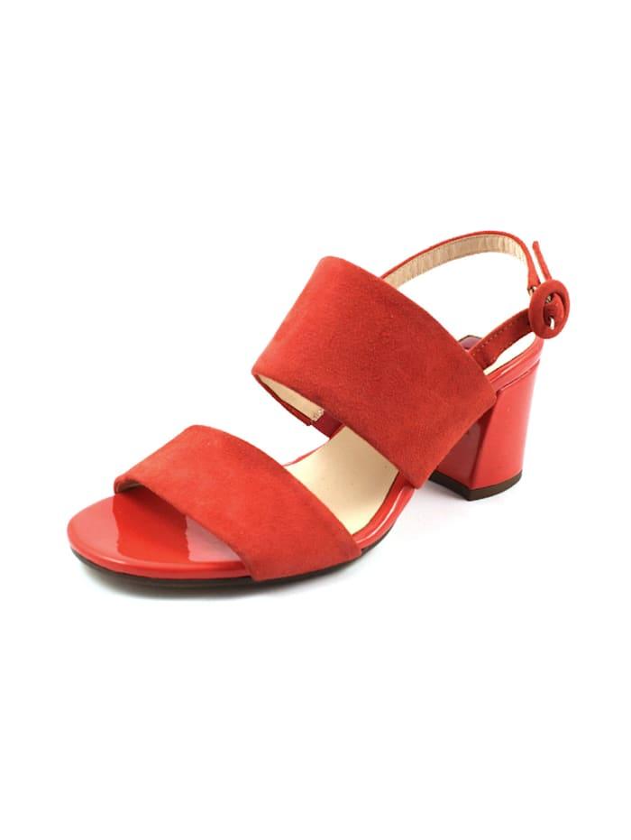 Högl Sandalen/Sandaletten, rot
