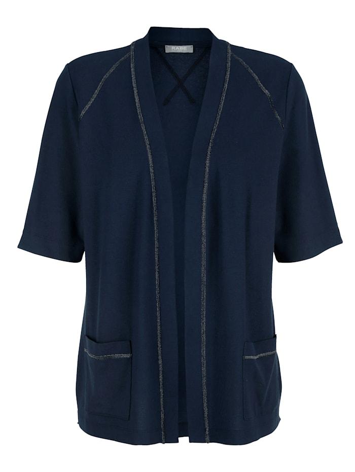 Tričkový kabátik