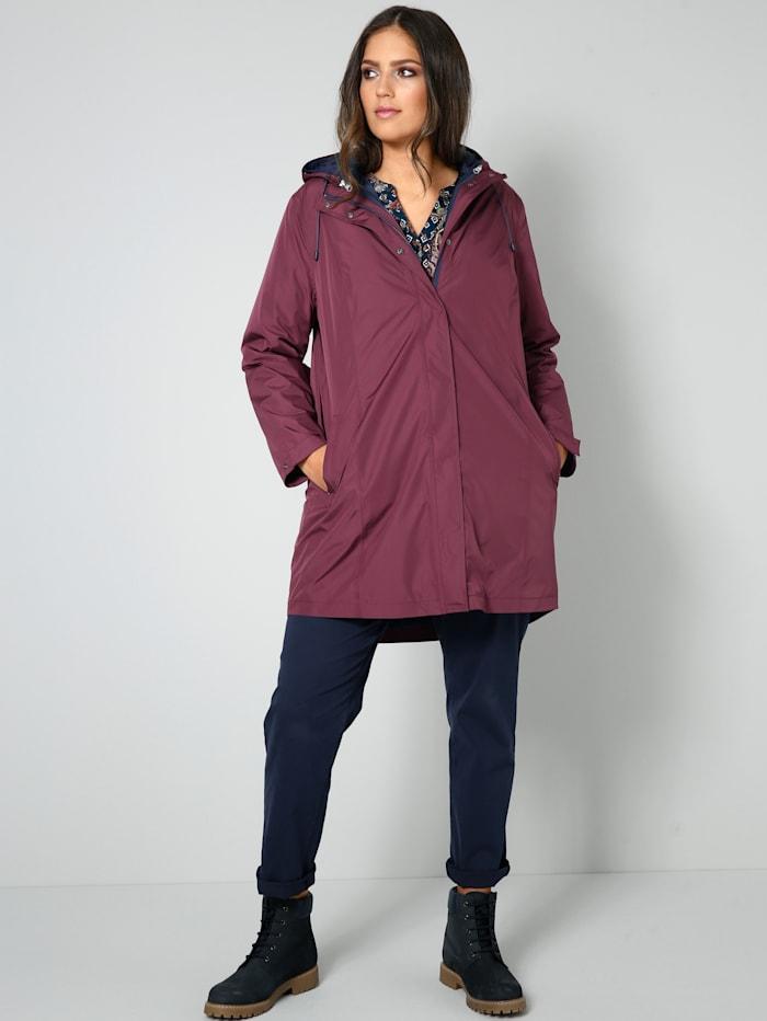 2-in-1 Jacke mit herausnehmbarer Steppjacke