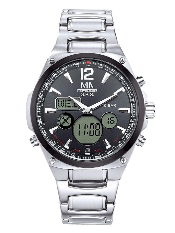 Rádiem řízené GPS hodinky