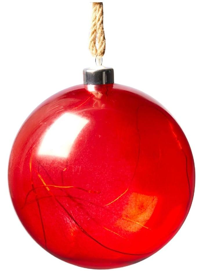 Living LED-Deko-Objekt, Rot