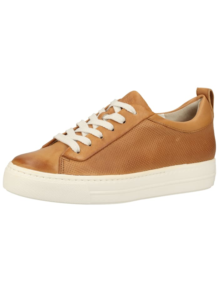 Paul Green Paul Green Sneaker, Mittelbraun