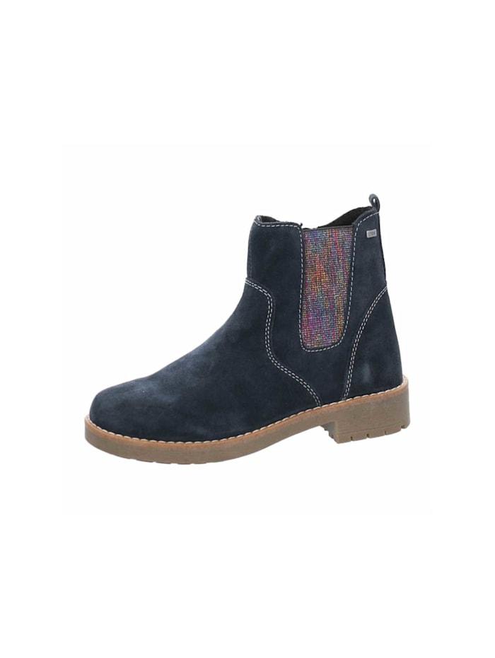 Lurchi Stiefel, blau