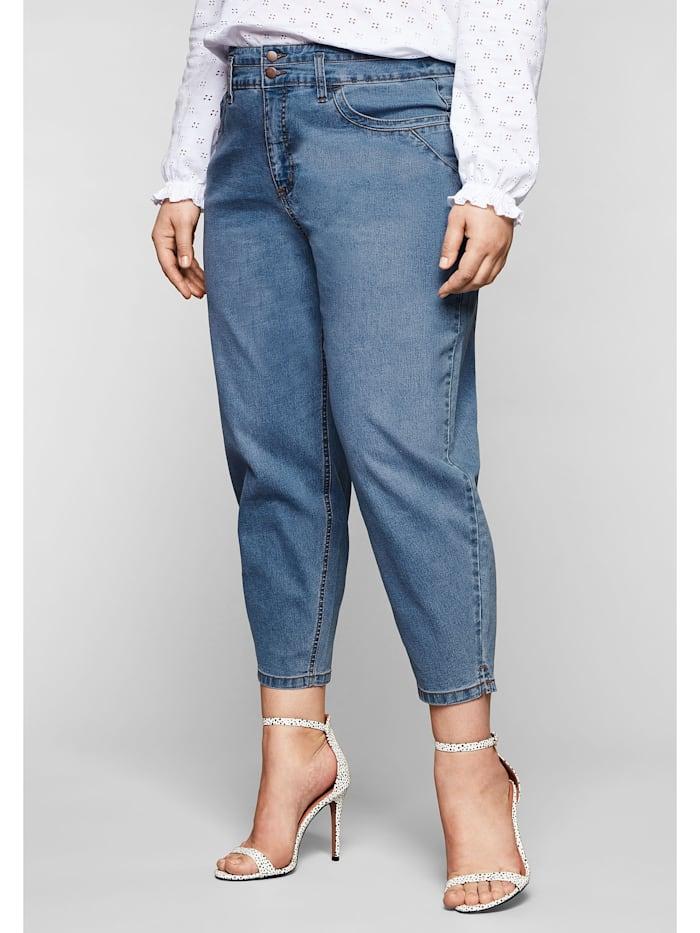 Sheego Jeans, light blue Denim