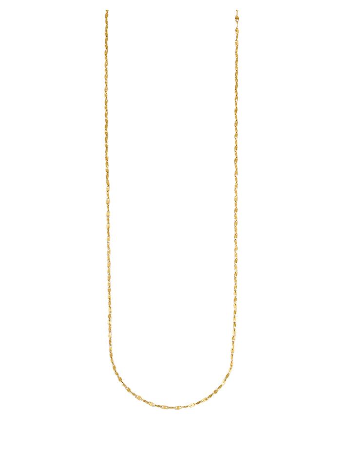 Ankerkette in Gelbgold 585, Gelbgoldfarben