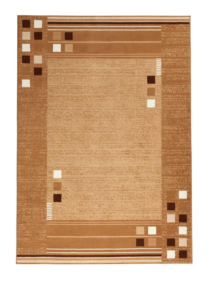 Casamaxx Tkaný koberec a behúň Sander, Béžová