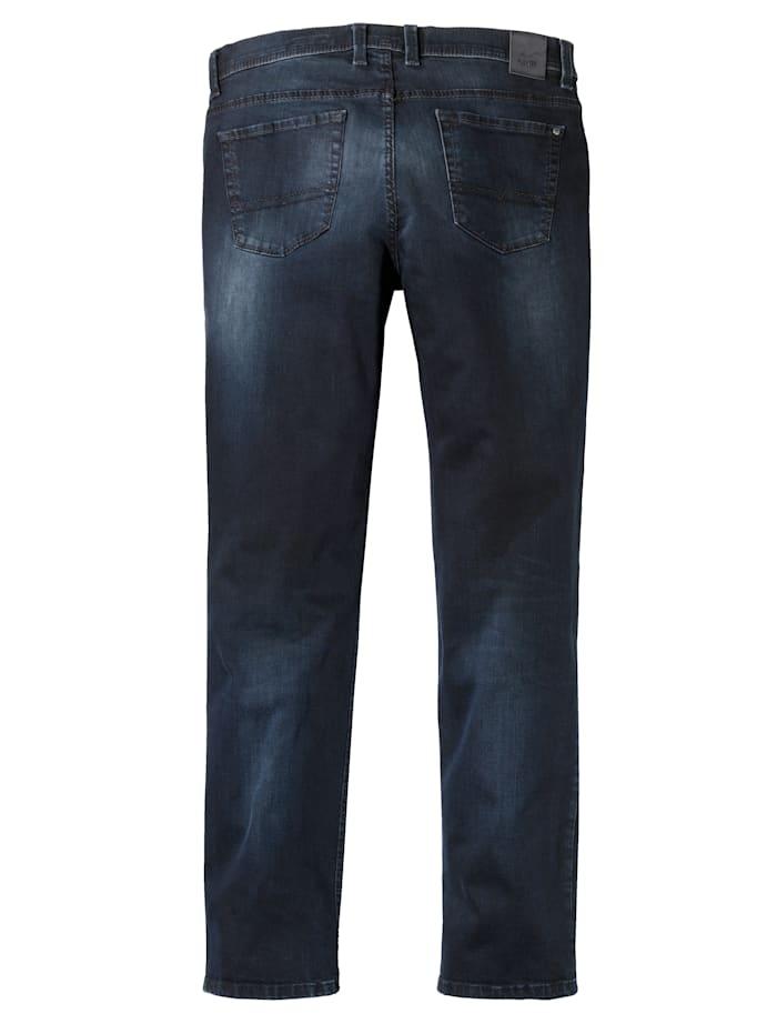 Jeans i stretchigt material