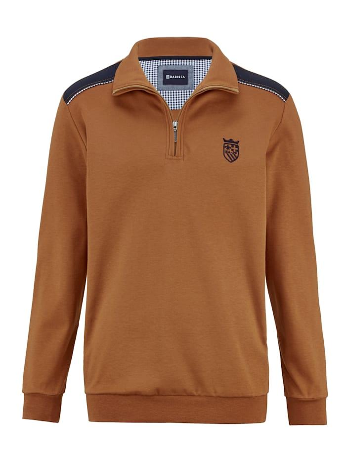 BABISTA Sweatshirt, Camel