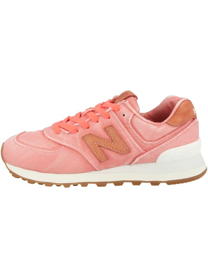 New Balance Sneaker low WL574, pink