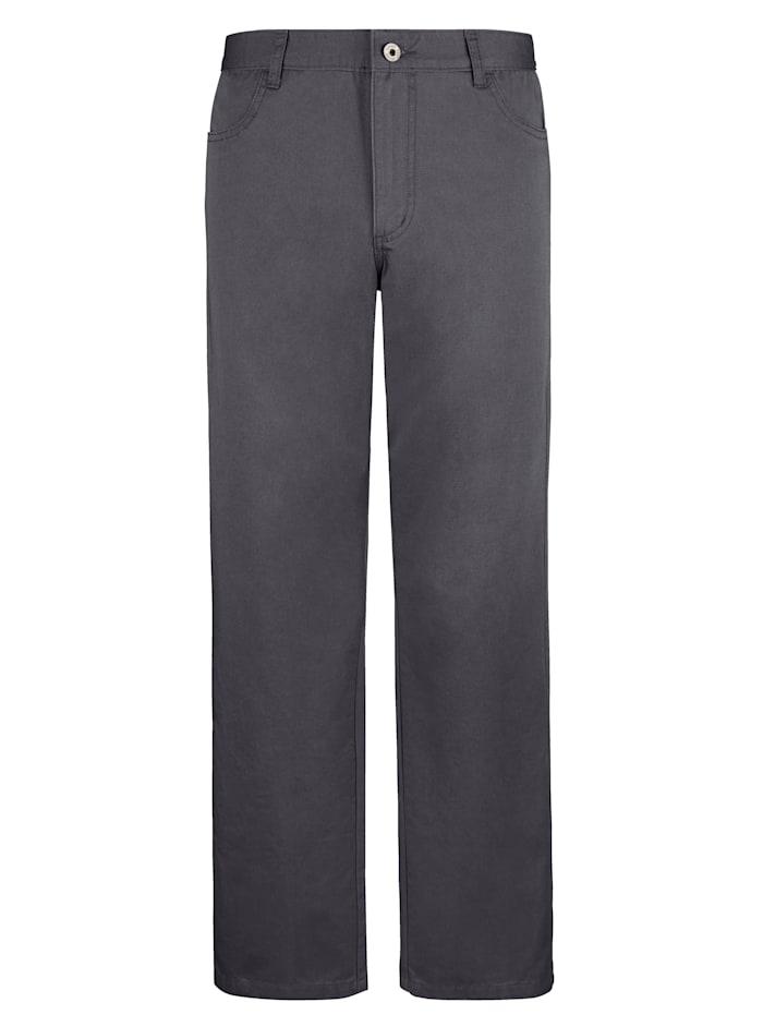 Swing-Pocket Hose mit paspelierten Gesäßtaschen